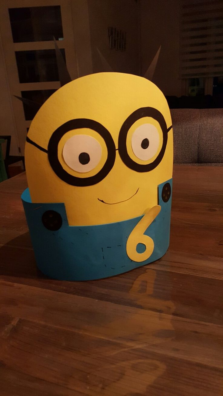 Minion kroon