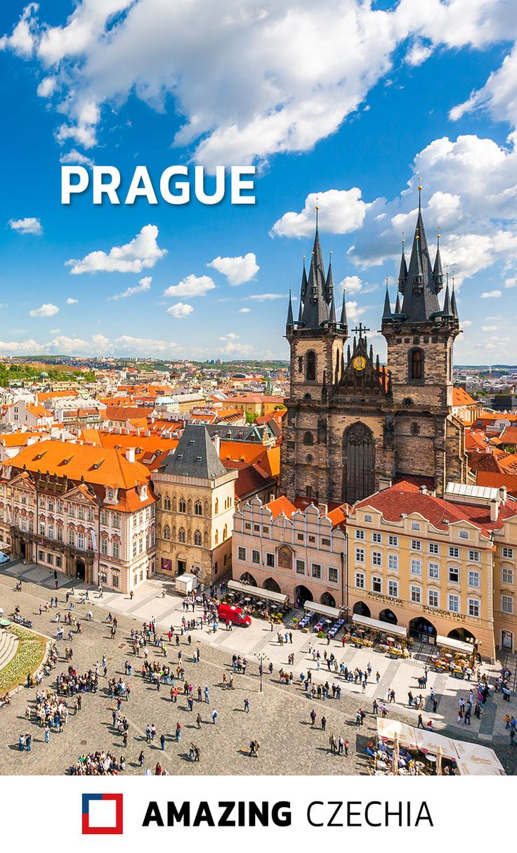 """Prague is the capital of Czechia and one of the most popular tourist destinations worldwide. It is often called """"the Golden City""""."""