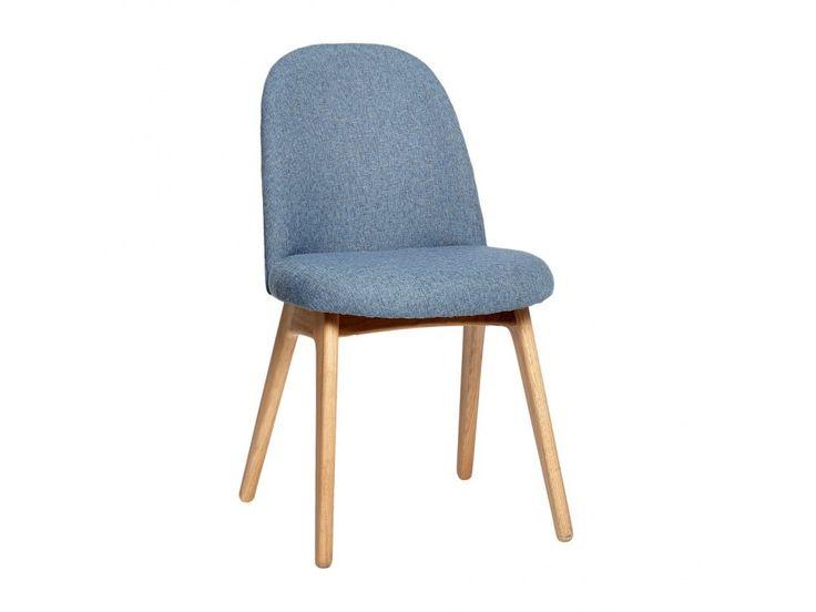 Krzesło Wooden II — Krzesła Hübsch — sfmeble.pl