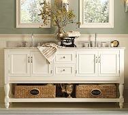 master bathroom vanityDecor, Wall Colors, Potterybarn, Masterbath, Bathroom Vanities, Bathroom Ideas, Master Baths, Painting Colors, Pottery Barns