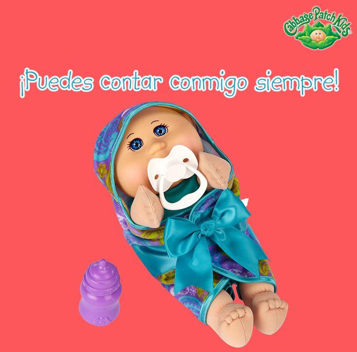 ¡Puedes contar conmigo siempre!  #cabbagepatch #cabbagepatchkids #sketchers #muñeca #niñas #abrazo #palaciodehierro #liverpool #comercialmexicana #walmart #soriana #sears #chedraui #coppel #juguetron #HEB #kids