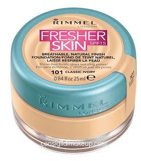 Preview: Fondotinta Fresher Skin - Rimmel