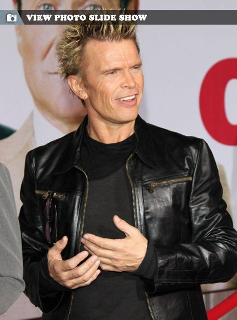 Billy Idol net worth - 35 Million bucks!