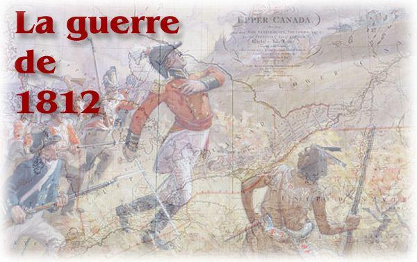 La guerre de 1812 - 7e année (leçons & ressources primaires des Archives de l'Ontario