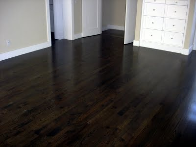 Going With Ebony Floors But Im Scared Too Dark