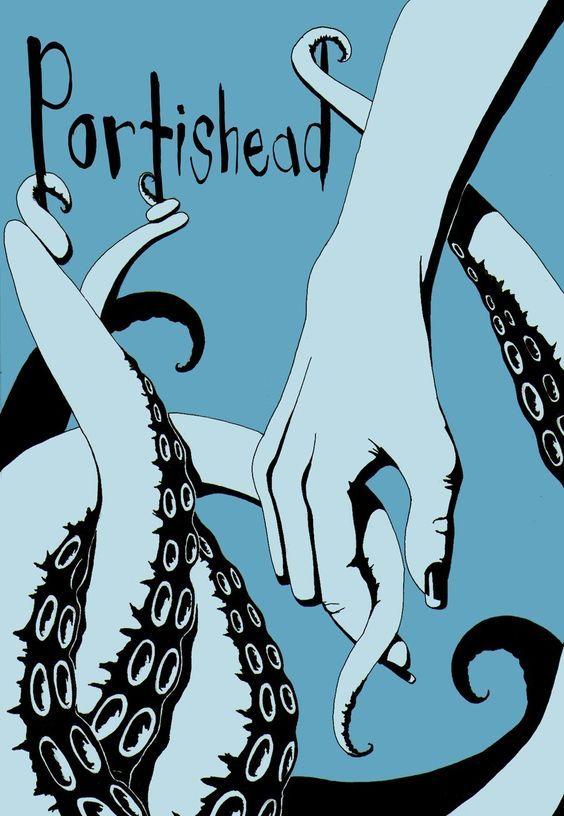 Portishead_Tour Poster
