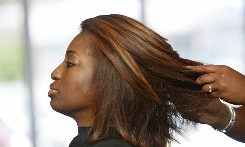 Use these tips to obtain either smooth and sleek or big and fluffy relaxed hair from just air drying straight after your shampoo and deep condition.