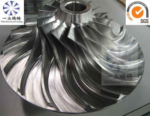Stainless steel precision casting used for airbus $200~$1000