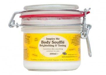 Inspire Me Brightening & Toning Body Souffle 200ml