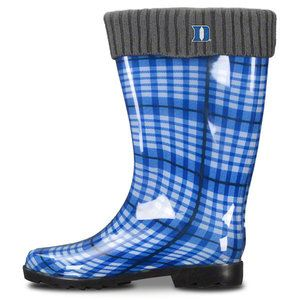 NCAA - Duke Blue Devils Women's Rain Boots