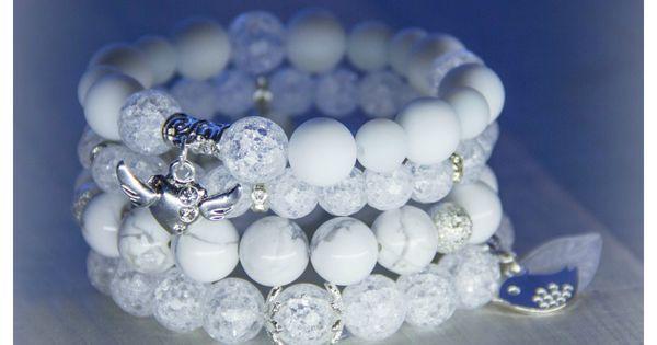 Браслеты из натуральных камней своими руками | Бижутерия | Pinterest