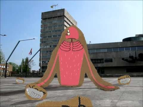CARDBOARD: 2009 Student Graduation Animation by Sjors Vervoort of the Netherlands.