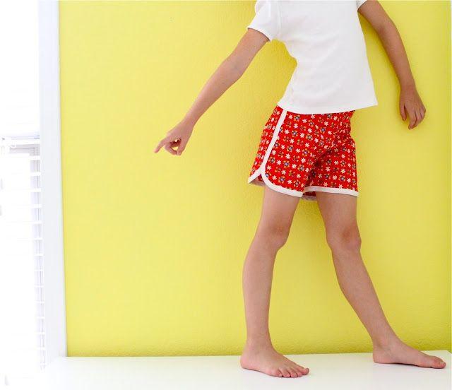 Racer Shorts Made Everyday Shorts Nahen Baby Shorts Kinder