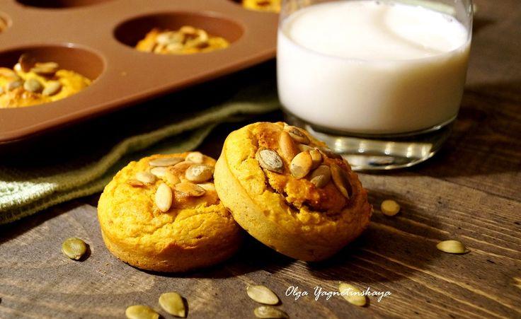 Диетические тыквенные булочки - диетические булочки / диетические пирожки - Полезные рецепты - Правильное питание или как правильно похудеть