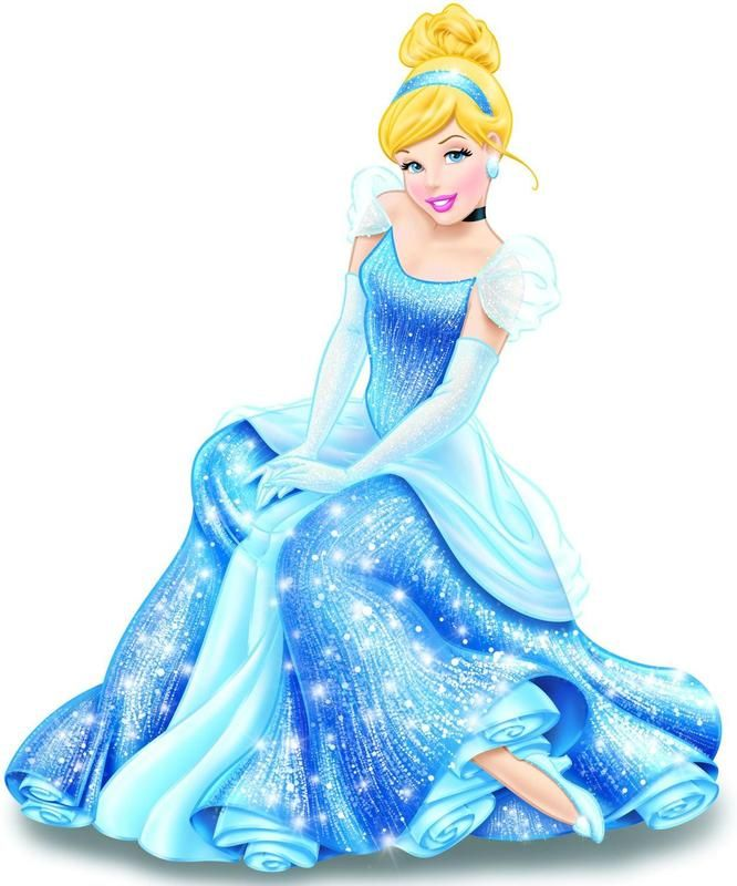 Is it just me or does Cinderella's redesign make her look NOTHING like she was before?! Her face is so different and way younger looking :/