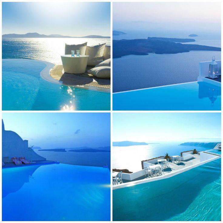 Leef Uniek | Inspiratie | Infinity Pool *Zwembad met een betoverend mooi uitzicht over zee!*