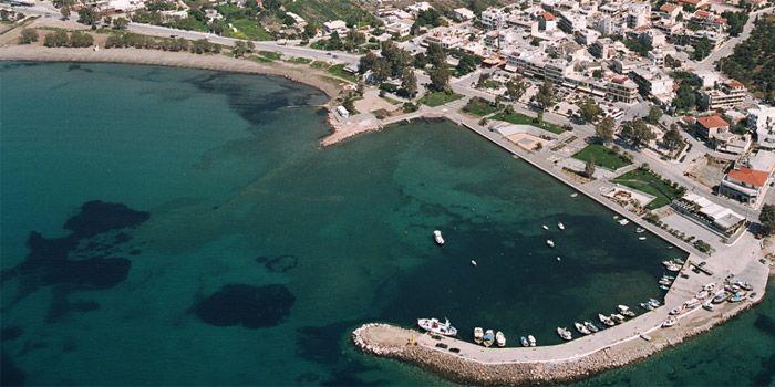 Пляж Анависсос