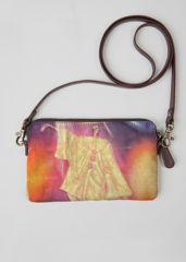 VIDA Statement Clutch - Tropical Camo Abstract by VIDA