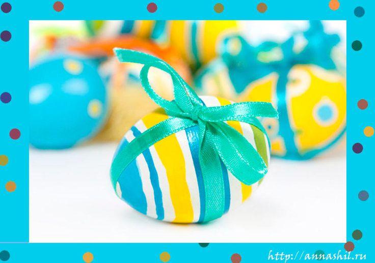 30 идей оригинального украшения яиц на Пасху