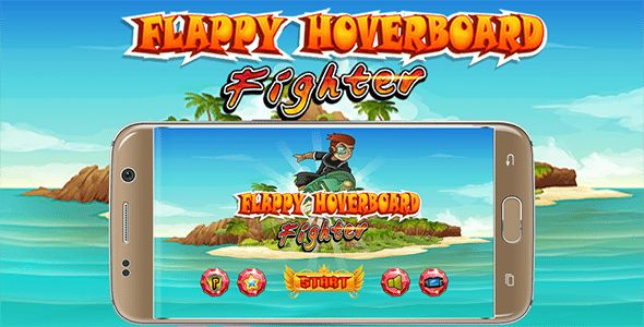 Download Flappy Hoverboard with Admob Banner & Interstitial (Eclipse Project) Nulled Latest Version