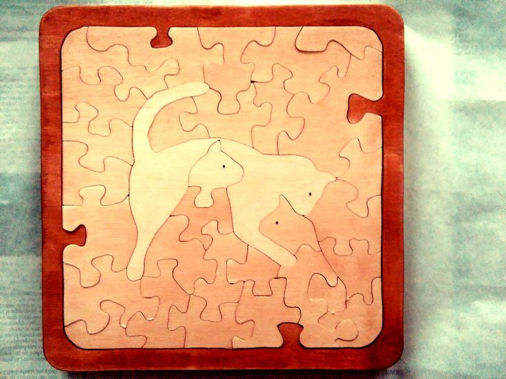puzzle 3 gattini