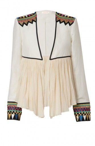 sass & bide -- in love with this jacket! It would be great with black skinnies.
