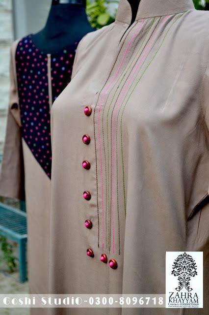 Zahra Khayyam Casual Shirts & Kurta's Collection 2013 For Women | V Luv Fash!on