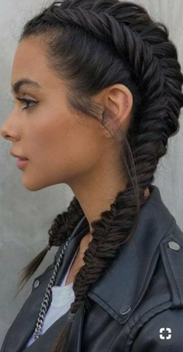 Les Braids Volumineuses Coiffure Mariage Lydie En 2019 Cheveux Coiffure Coiffure Et Cheveux Tresses