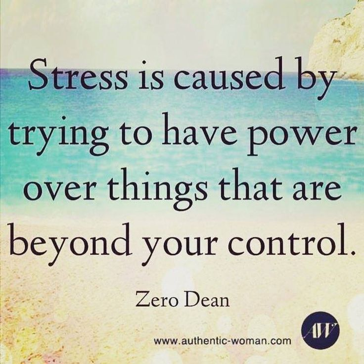 Stress * Your Daily Brain Vitamin v9.15.15 * So see, there's nothing to stress…