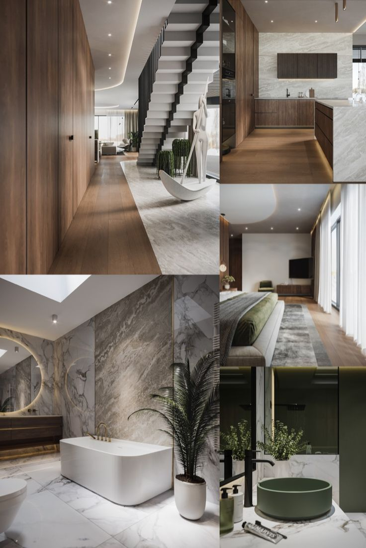 House Of Nojus By 3dmstudio Interior Design In 2021 Contemporary House Amazing Architecture Architecture