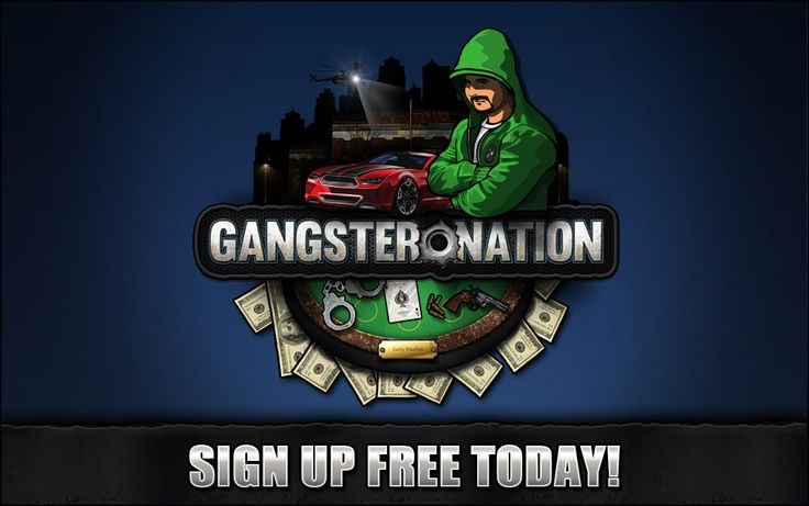 Play Now - Gangster Games - Free MMORPG Online Game - Gangster Nation