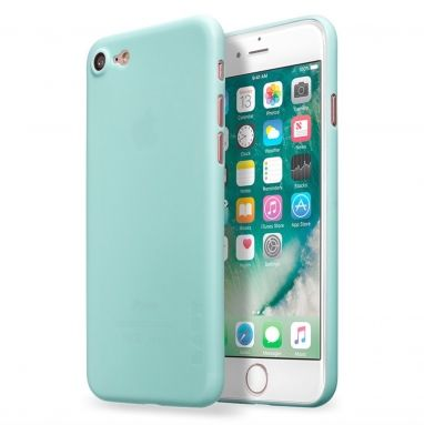 Laut SlimSkin iPhone 7 groen  SHOP ONLINE: http://www.purelifestyle.be/shop/view/technology/iphone-beschermhoezen/laut-slimskin-iphone-7-groen