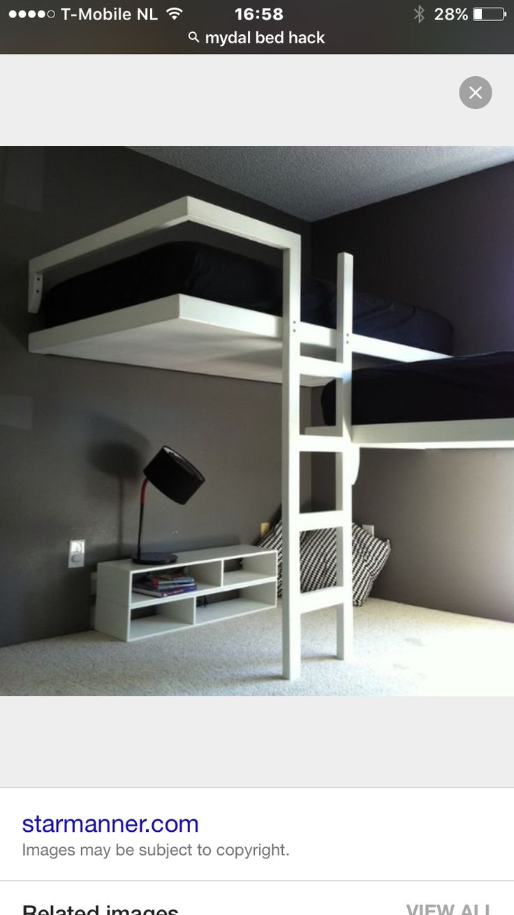 Don't think that bunk beds are only made for kids' rooms  even adult  bedrooms or guest rooms can look amazing with modern bunk beds designs!