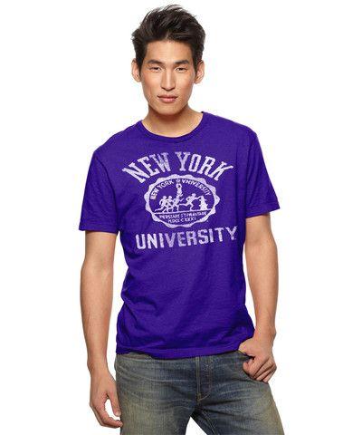 $34. I don't have any NYU shirts.