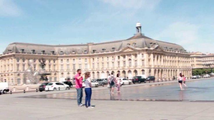 Découvrez Bordeaux en vidéo : le Centre-Ville !