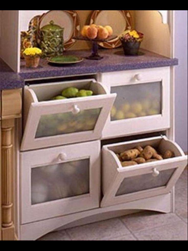 Mutfaklar için farklı tasarım fikirleri.