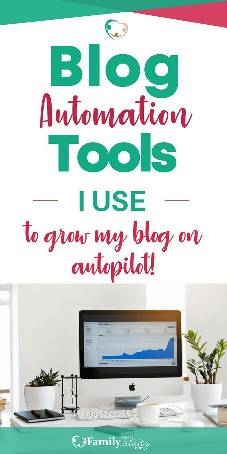 Having seamless blog automation tools set up for your growing blog and business is key to making more time for winning content creation that converts readers into subscribers. Get the latest and best automation software to help you grow your blog on autopilot! #BlogAutomation #BlogTools #BlogSoftware
