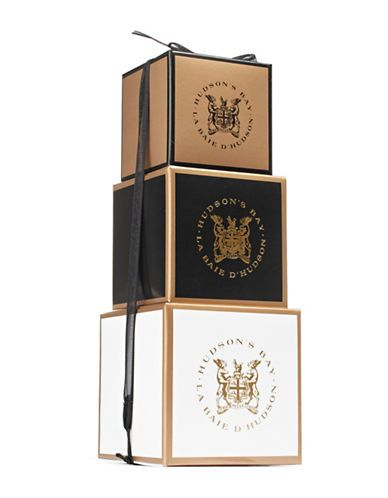 Packaging - Home | Gourmet Gifts | Chocolate Truffles and Toffees Gift Tower 240g | Hudson's Bay