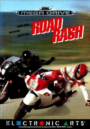 Saga MegaDrive: Road Rash