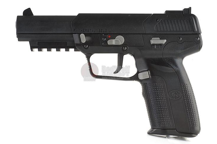 Cybergun FN Five Seven Pistol CO2 Version Font Colorred