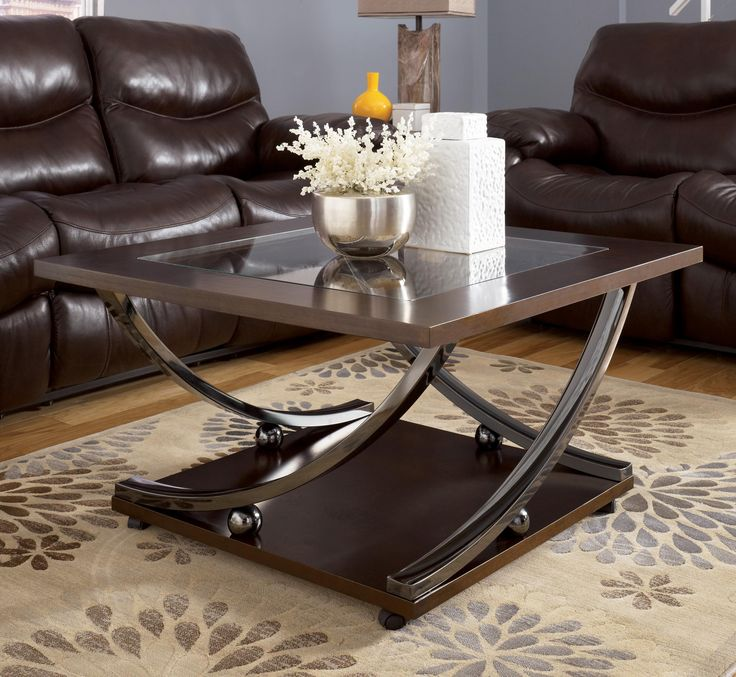 Found it at Wayfair - Signature Design by Ashley Rockland Coffee Table Set - 16 Best Images About Furniture On Pinterest Traditional, Shelves