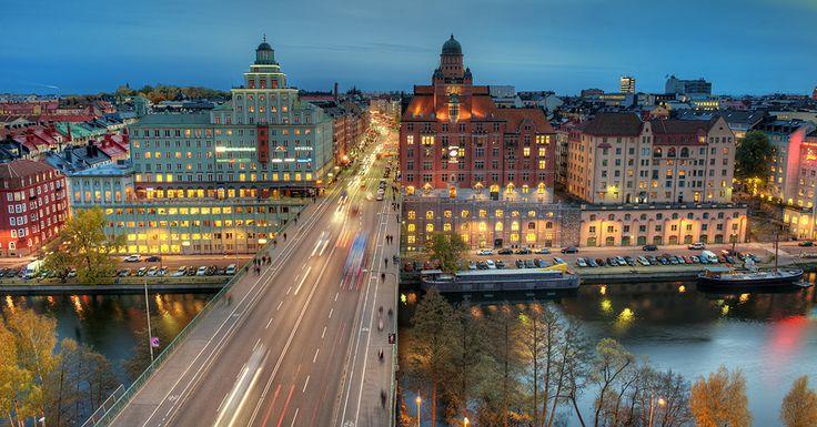 Sankt Eriksgatan 59 A - Stockholm