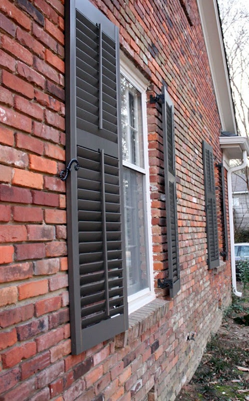 Best 25 Exterior Shutter Colors Ideas On Pinterest