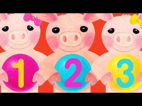 ▶ Numbers Song - children songs - YouTube For more pins like this visit: http://pinterest.com/kindkids/making-math-meaningful-charlotte-s-clips/