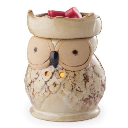 Amazon.com: Candle Warmers Illumination Candle Warmer, Owl: Home & Kitchen