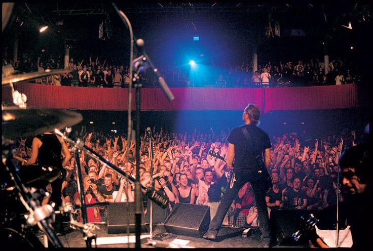 Джеймс Хэтфилд - The So What! Интервью - Metallica