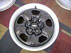 "CHEVY CAMARO 18"" FACTORY OEM HARITAGE BLACK STEEL WHEEL RIM 5440 - http://awesomeauctions.net/wheels-rims/chevy-camaro-18-factory-oem-haritage-black-steel-wheel-rim-5440/"
