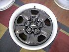 "CHEVY CAMARO 18"" FACTORY OEM HARITAGE BLACK STEEL WHEEL RIM 5440 - http://awesomeauctions.net/wheels-rims/chevy-camaro-18-factory-oem-haritage-black-steel-wheel-rim-5440/"