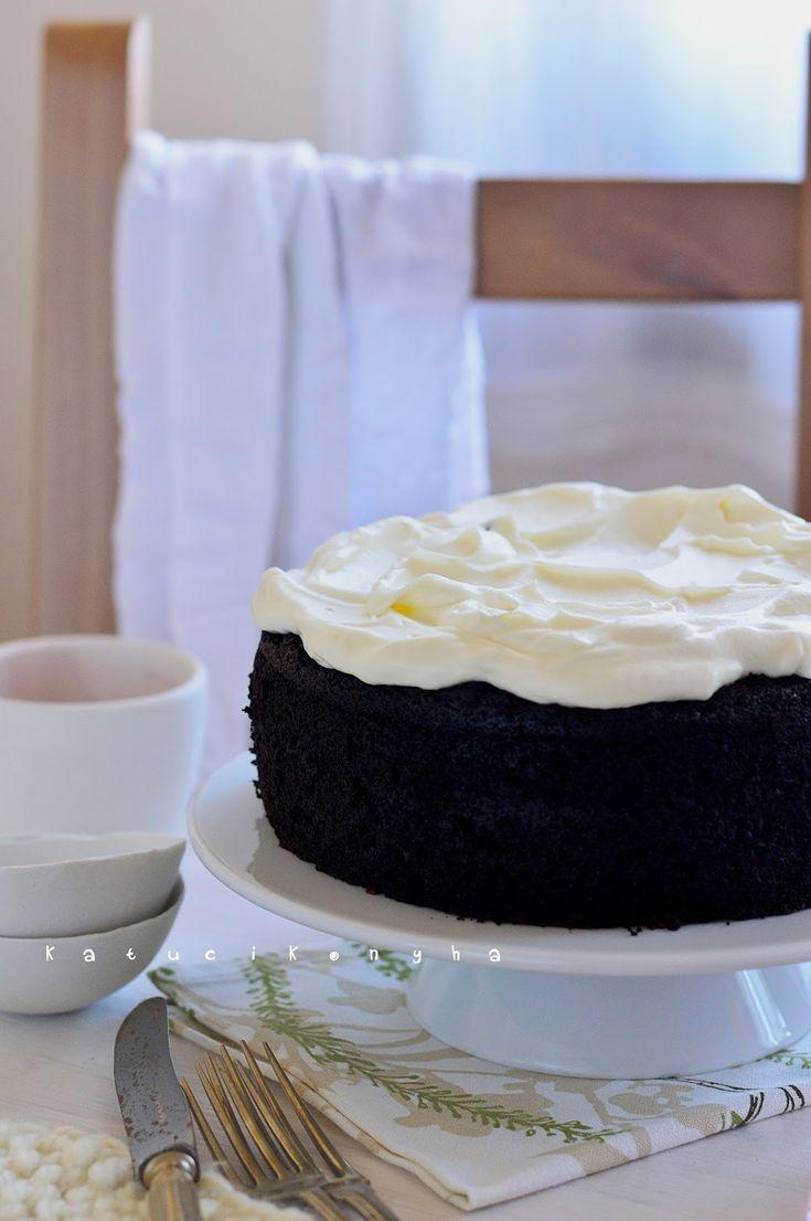 Katucikonyha: Guinness torta