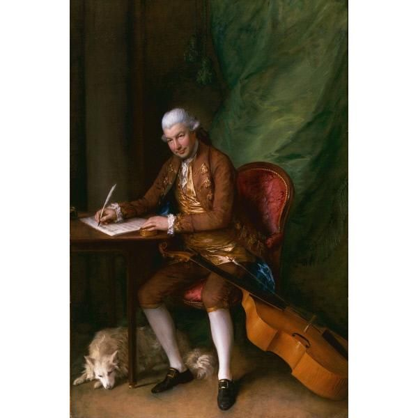 Karl Friedrich Abel – Works – The Huntington Art Collections Online Catalog